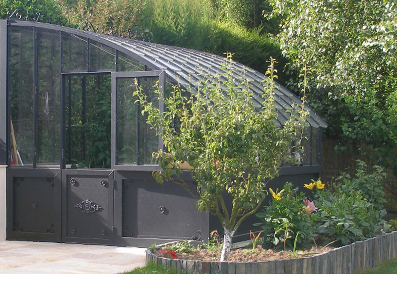 Les serres d coratives serres et jardins for Entretien jardin versailles